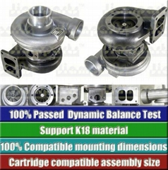 Turbocharger K27 5327-988-7120 for BENZ OM906LA 2001 275HP