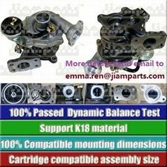 Turbocharger KP35 5435-988-0009 for FORD DV4TD 2003 68HP