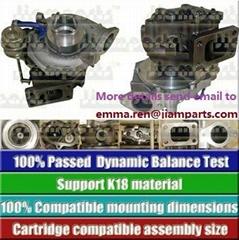 Turbocharger GT2259LS 24100-4631 for HINO J05E-TA