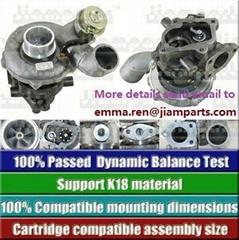 Turbocharger GT1752S 733952-0001 for HYUNDAI D4CB 2002 140HP