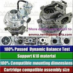 Turbocharger RHF55 89710