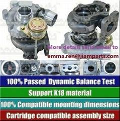 Turbocharger TF035 49135