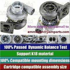 Turbocharger TA3401 4663