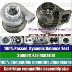 Turbocharger S400 319494 for KOMATSU SAA6D125E-3
