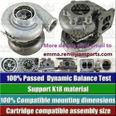 Turbocharger S3B 317647 for MAN D2866LF37 268 360HP