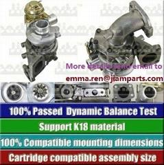 Turbocharger TF035 49135-02652 for MITSUBISHI 4D56