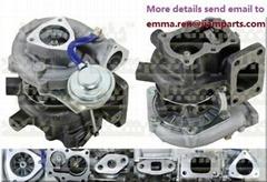 Turbocharger HT18 047-09