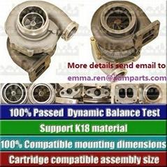 Turbocharger GT42 703072-0003 for SCANIA DSC12 12-01