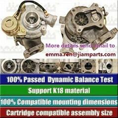 Turbocharger CT20 17201-