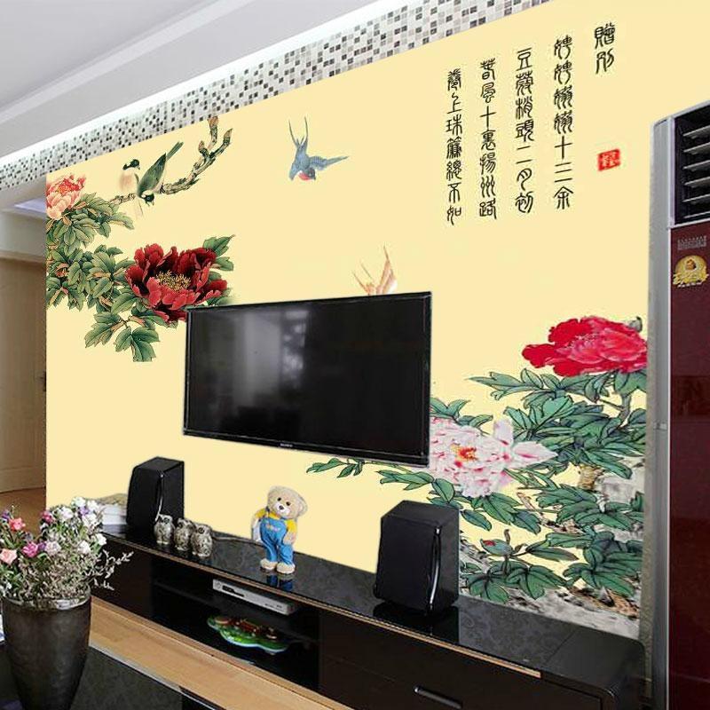 皓业3D无缝个性艺术墙纸壁纸壁画 1