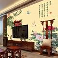 皓业3D无缝个性艺术墙纸壁纸壁画 4