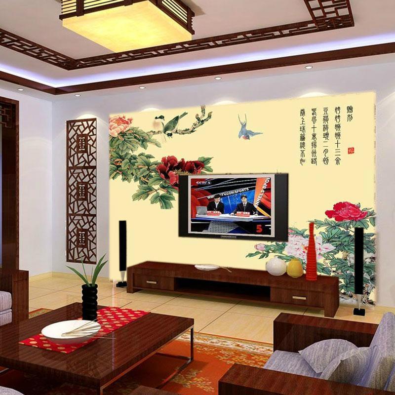 皓业3D无缝个性艺术墙纸壁纸壁画 5
