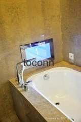 Magic TV for shower room, bathroom, swimming pool
