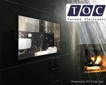 Waterproof Mirror TV Bathroom TV 42u0027u0027 1