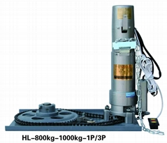 Roller door motor (AC-800KG-1P )