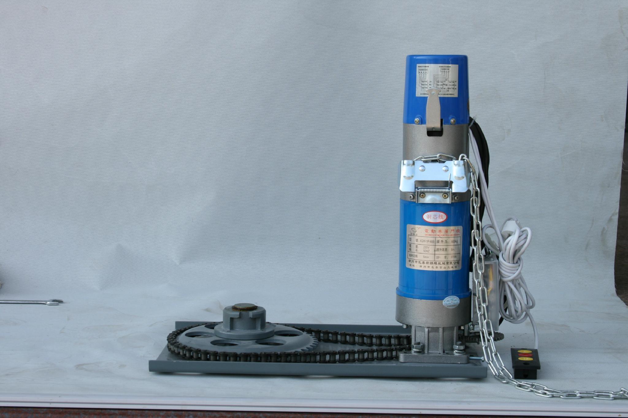 Roller door motor (XQW-800KG-1P) 1