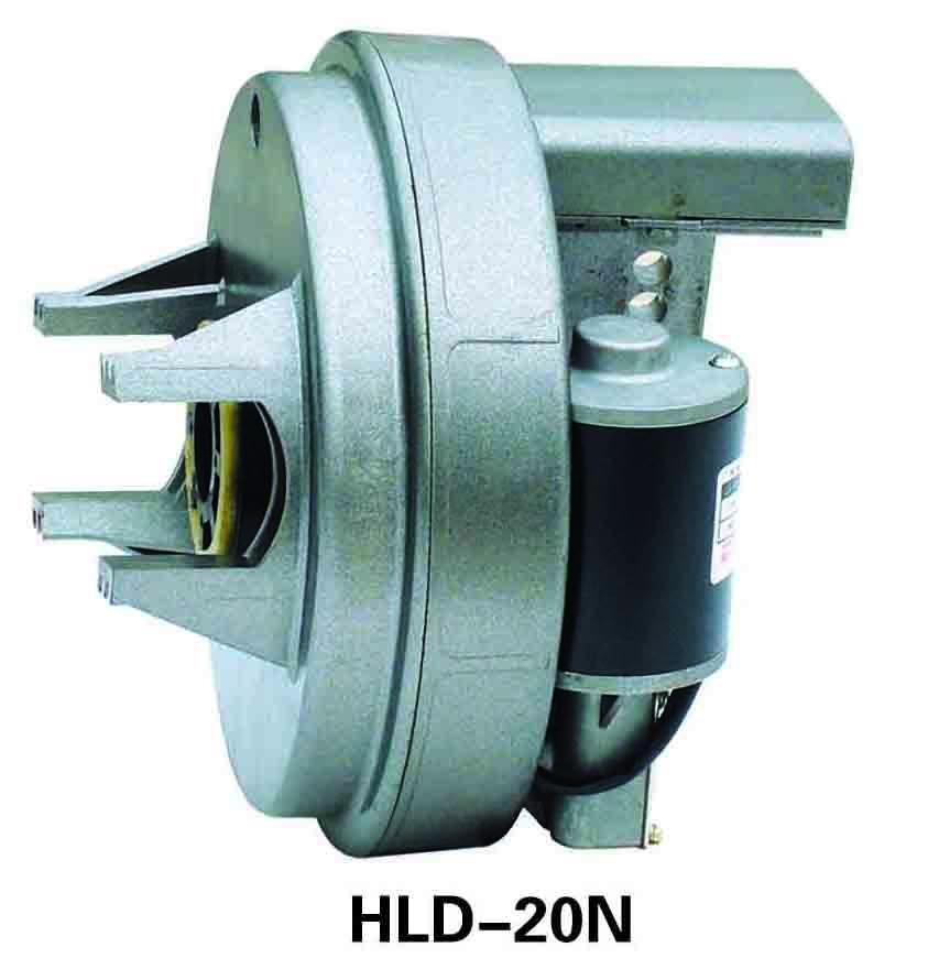 Spring balance roller door motor 1