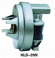 Spring balance roller door motor