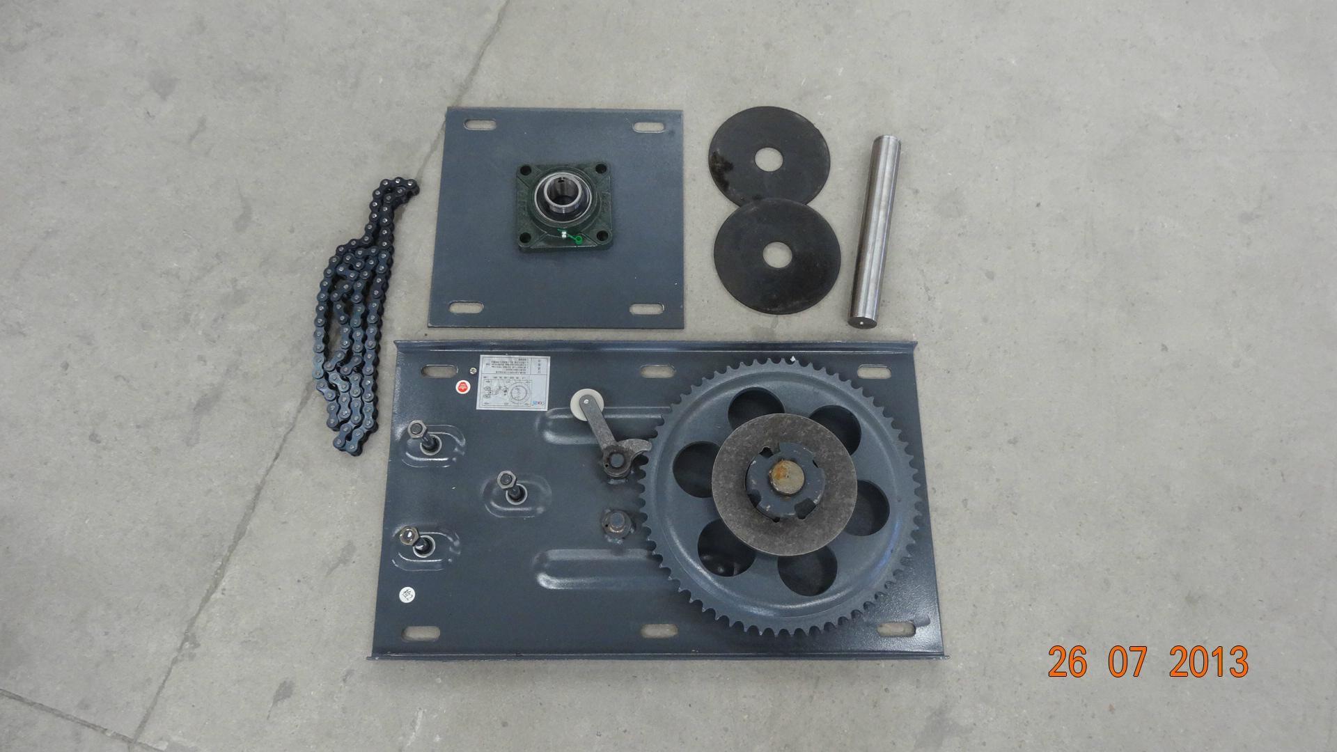 Roller door motor(AC-1000KG-1P) 3