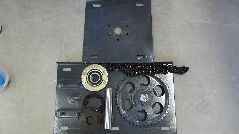 Roller door motor (XQW-800KG-1P) 3