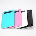 Super thin touch mobile power supply