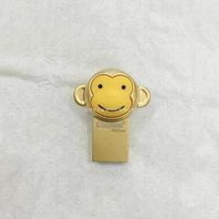 金猴納福U盤 金屬Kingston U盤 猴年U盤