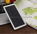 jumbo solar mobile power bank charging treasure metal 4