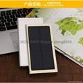 jumbo solar mobile power bank charging treasure metal 5