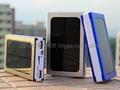 Solar mobile power energy charging