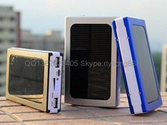 Solar mobile power energy charging treasure mobile power supply manufacturers