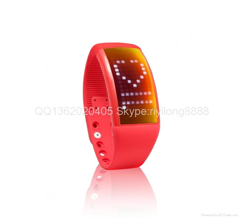 智能手环 3D计步器手表【新款】 1