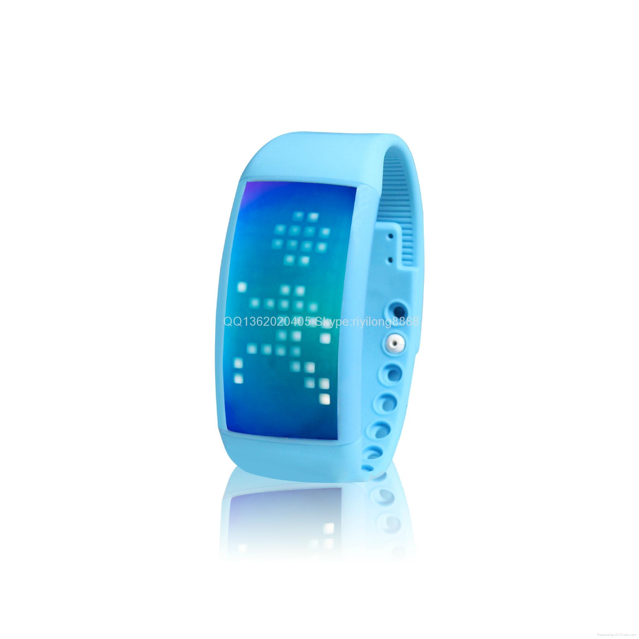 智能手环 3D计步器手表【新款】 5