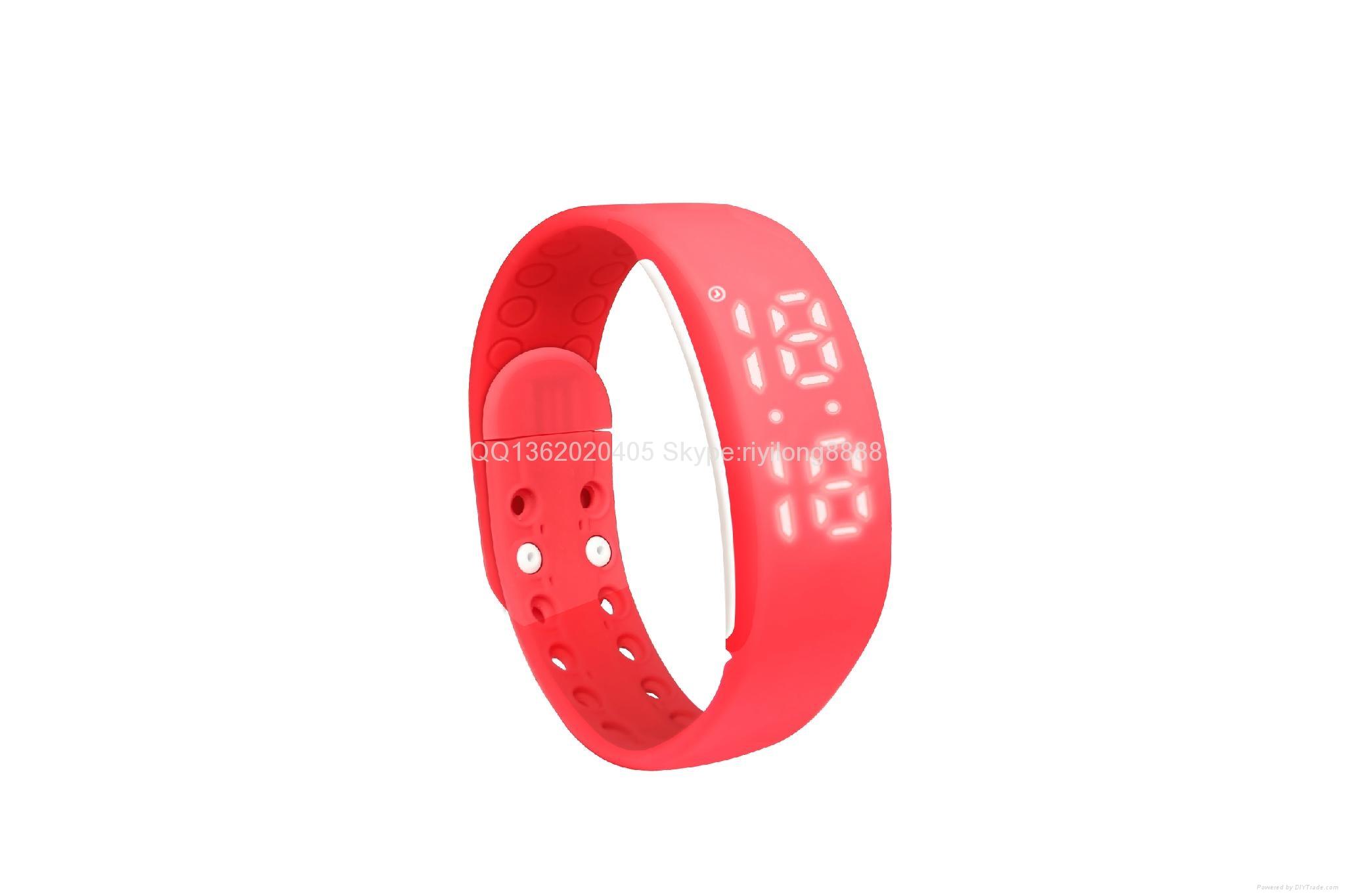 智能手環 3D計步器手錶【新款】 2