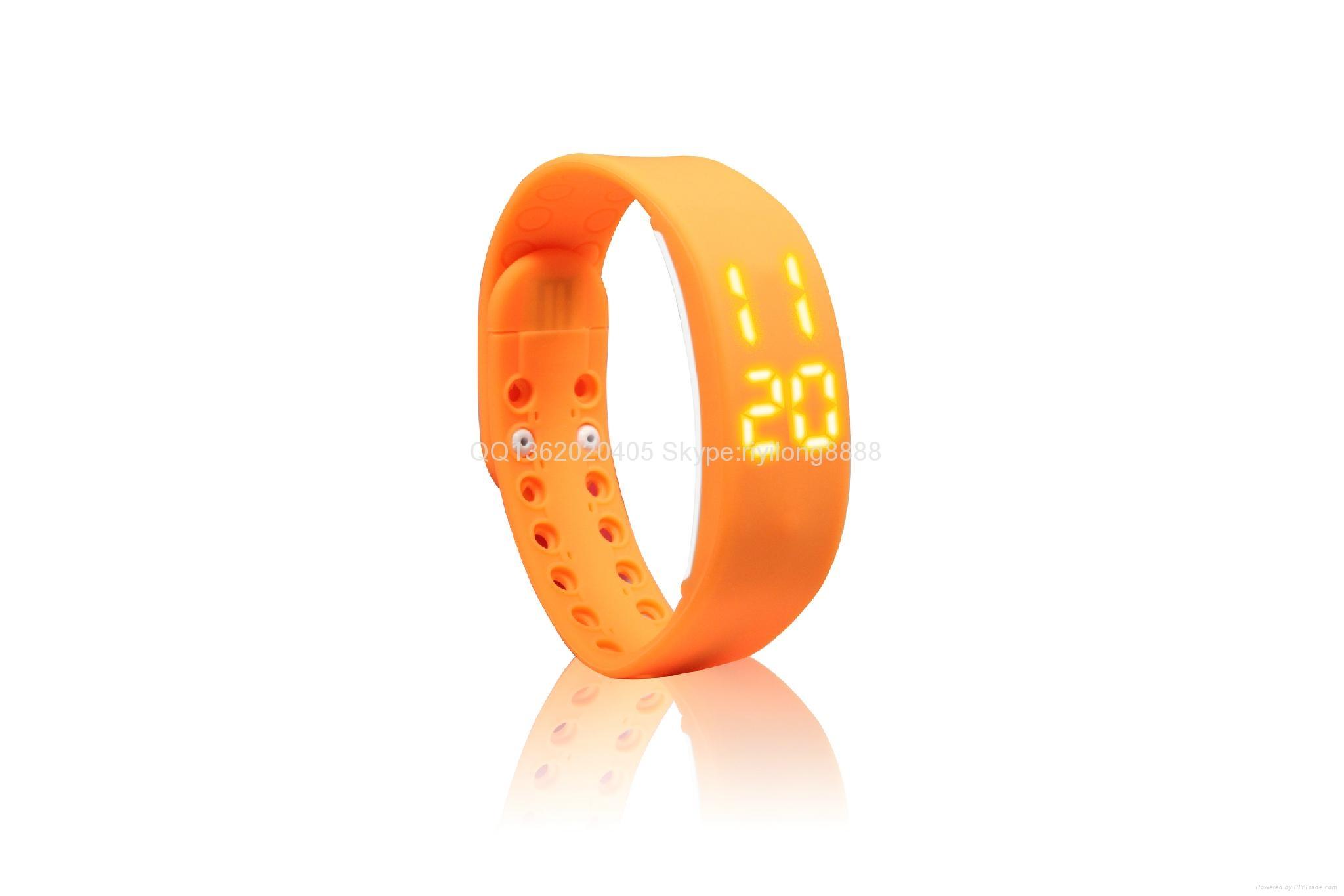 智能手環 3D計步器手錶【新款】 4