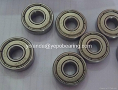 Deep Groove Ball bearing 6000ZZ/2RS