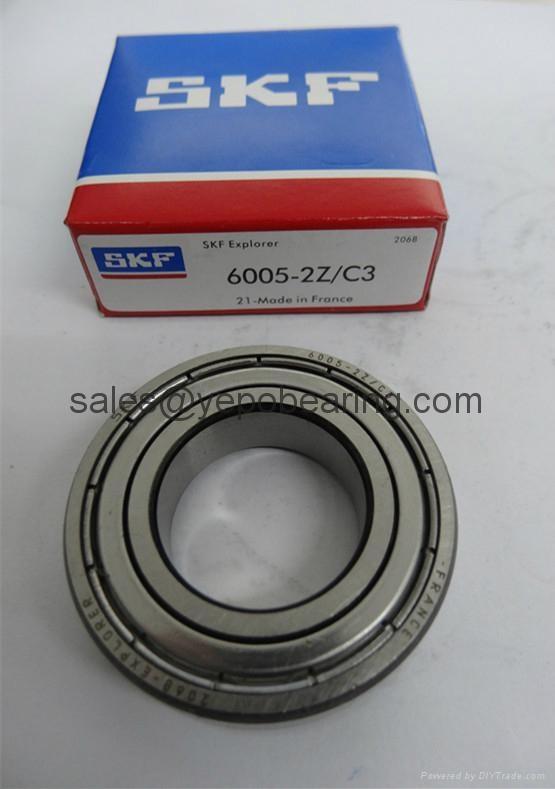 SKF 6005zz deep groove ball bearing 1
