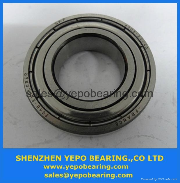SKF 6005zz deep groove ball bearing 4