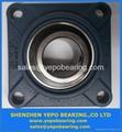 Bearing unit UCF208 Pillow block bearing 2