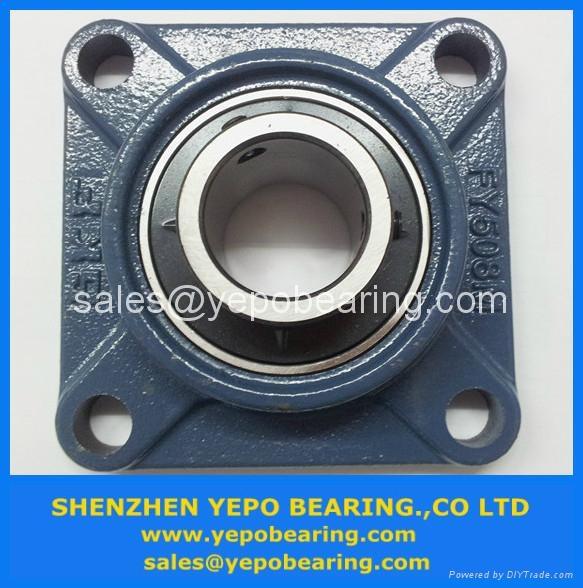 Bearing unit UCF208 Pillow block bearing 4