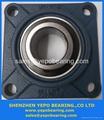 Bearing unit UCF208 Pillow block bearing 3