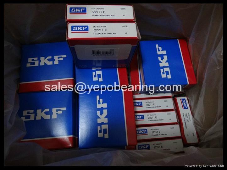 SKF 22212E Spherical roller bearing 4
