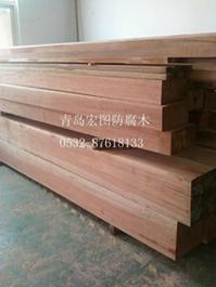 潍坊威海烟台柳桉木 1