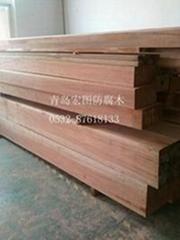 潍坊威海烟台柳桉木