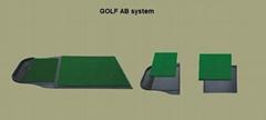高爾夫墊子—AB