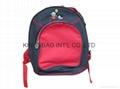 Children's jean school bag,school bag for infant,infant backpack
