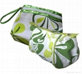 Ladies'cosmetic case,makeup bag,cosmetic bag with handle