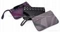 PU cosmetic bag,ladies'cosmetic bags,fashion clutch bag