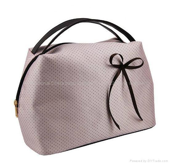 Chanel beaute makeup bag