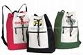 600D polyester drawstring backpack,drawstring bag,beach bag
