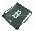 Leisure drawstring bag,leisure backpack, drawsting promtion bag